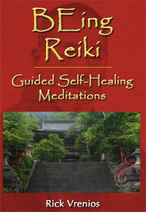 BEing Reiki Meditations as MP3s