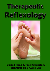 Therapeutic Reflexology Guided Technique CDs
